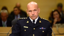 RCMP Commissioner Bob Paulson testifies