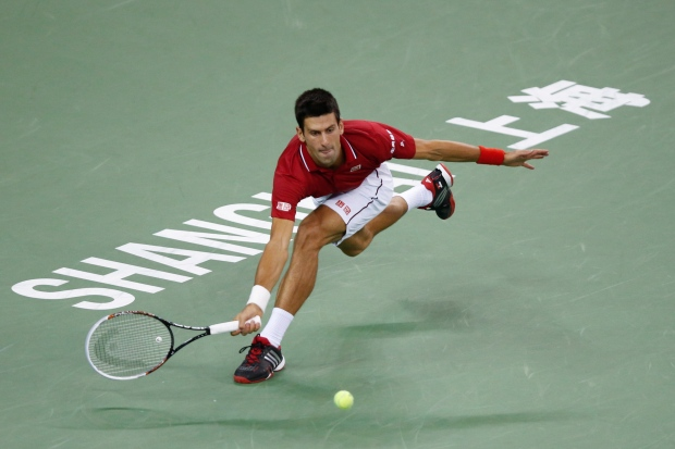 Novak Djokovic - tennis champion