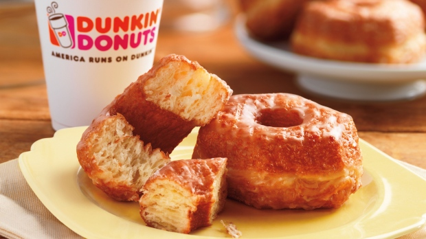Dunkin' Donuts launching its own Cronut