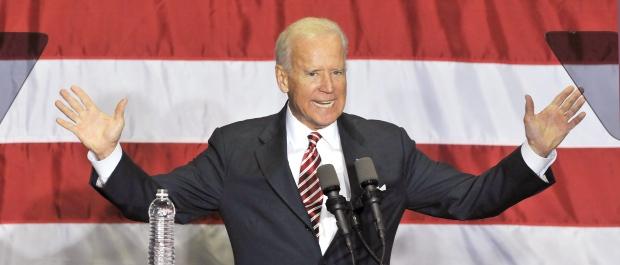 U.S. VP Joe Biden