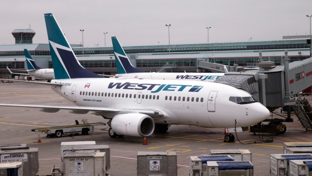 westjet airline schedule:
