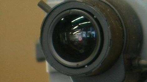 Maintenance worker accused of hiding a camera to record neighbour's bathroom