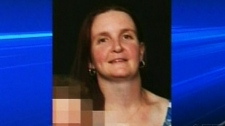 Allyson McConnell is shown in this undated photo. McConnell is charged with second-degree murder in the deaths of 2-1/2-year-old Conner and 10-month-old Jayden in Millet, south of Edmonton.