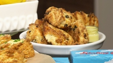 Canada AM: Fresh scones from the oven