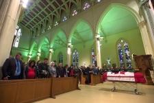 Cpl. Nathan Cirillo funeral in Hamilton