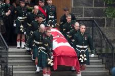 Funeral for Cpl. Nathan Cirillo