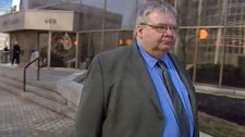 Mark Stobbe is on trial in Winnipeg, charged with second-degree murder for the death of his wife in 2000.