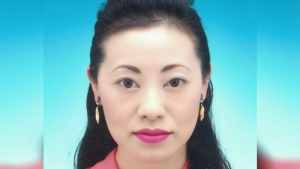 Atsumi Yoshikuko, 45, was last seen in Yellowknife on Oct. 22. (police handout)