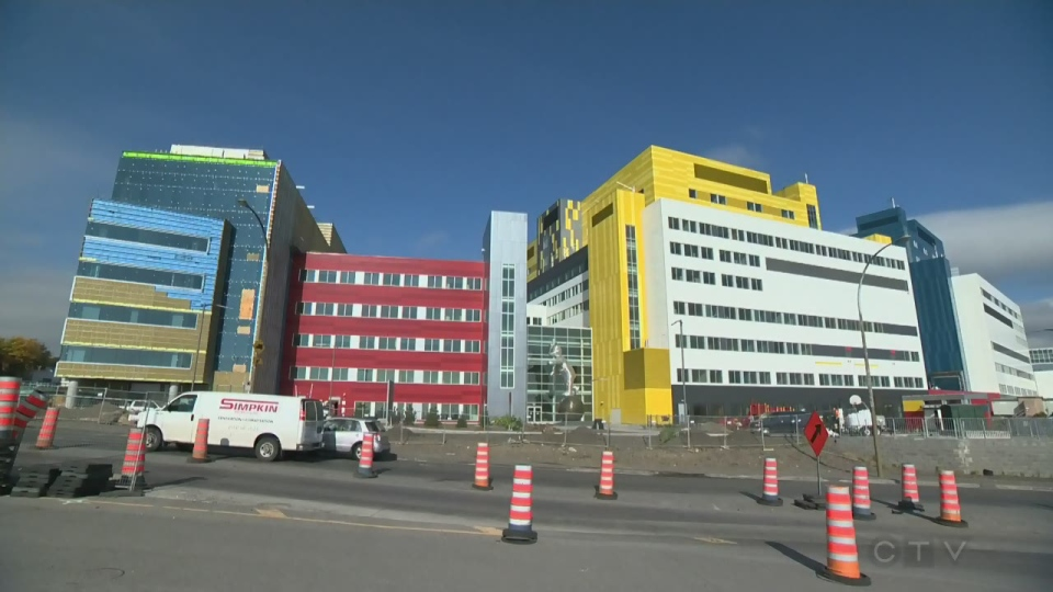 The MUHC superhospital