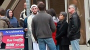 Social experiment of 'Muslim Man' harassment goes