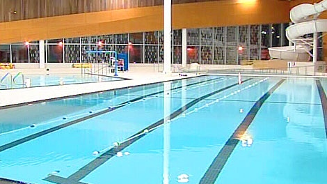 Newly Renovated Rec Centre Opens At Commonwealth Ctv News Edmonton