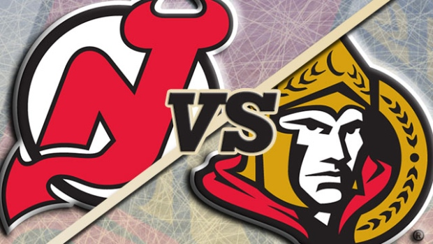 Ottawa Senators defeat Vancouver Canucks in shootout Tuesday night