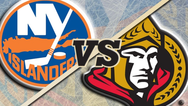 """Résultat de recherche d'images pour """"New York Islanders vs Ottawa Senators"""""""