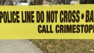 Winnipeg police tape