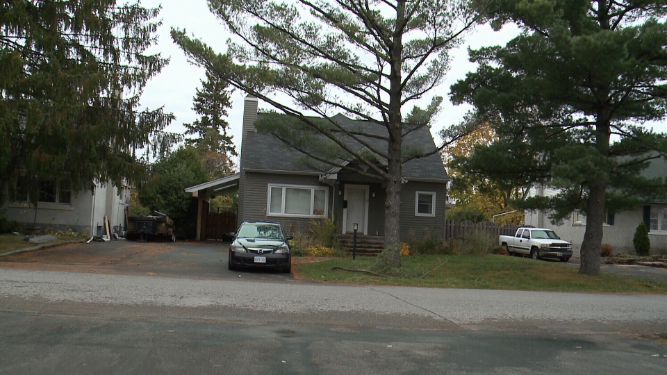 The residents of this house on a quiet Ottawa street were surprised to find out it was the site of a grisly murder/suicide