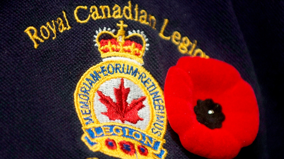 Legions launch annual poppy campaign