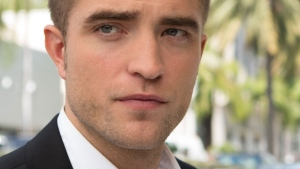 Robert Pattinson in 'Maps to the Stars'