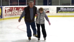 95-year-old skater has no plans of slowing down