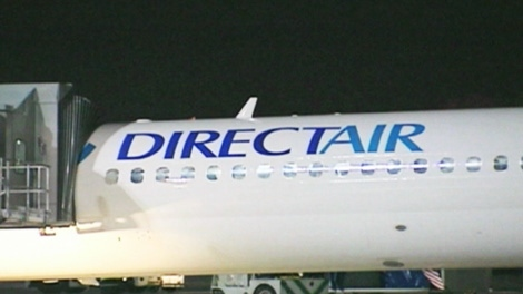 Discount airline Direct Air has suspended flights for at least two months, leaving passengers stranded around the country with little hope for quick refunds.