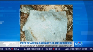 CTV News Channel: Solving the Earhart mystery