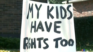 CTV Kitchener: No costumes for Paris kids