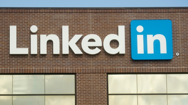 LinkedIn in Mountain View, Calif.