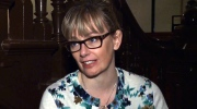 Lucy DeCoutere speaks to CTV News on Thursday, Oct. 30, 2014.