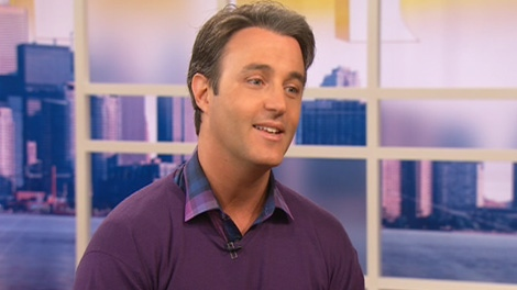 etalk correspondent Ben Mulroney appears on Canada AM, Thursday, March 15, 2012.
