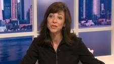 Author Susan Cain appears on Canada AM, Thursday, March 15, 2012.