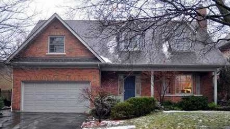This Toronto home in the Bayview Village area sold for $1,871,000. The original listing price was $1,495,000.
