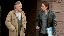 Robert De Niro, left, and Paul Dano in Focus Features' 'Being Flynn.'