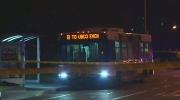 CTV Vancouver: Suspect on loose after bus murder