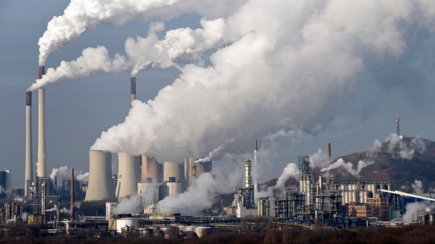 UN climate panel issues warning