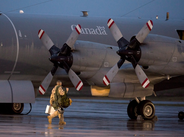 Canada's ISIS mission to Iraq