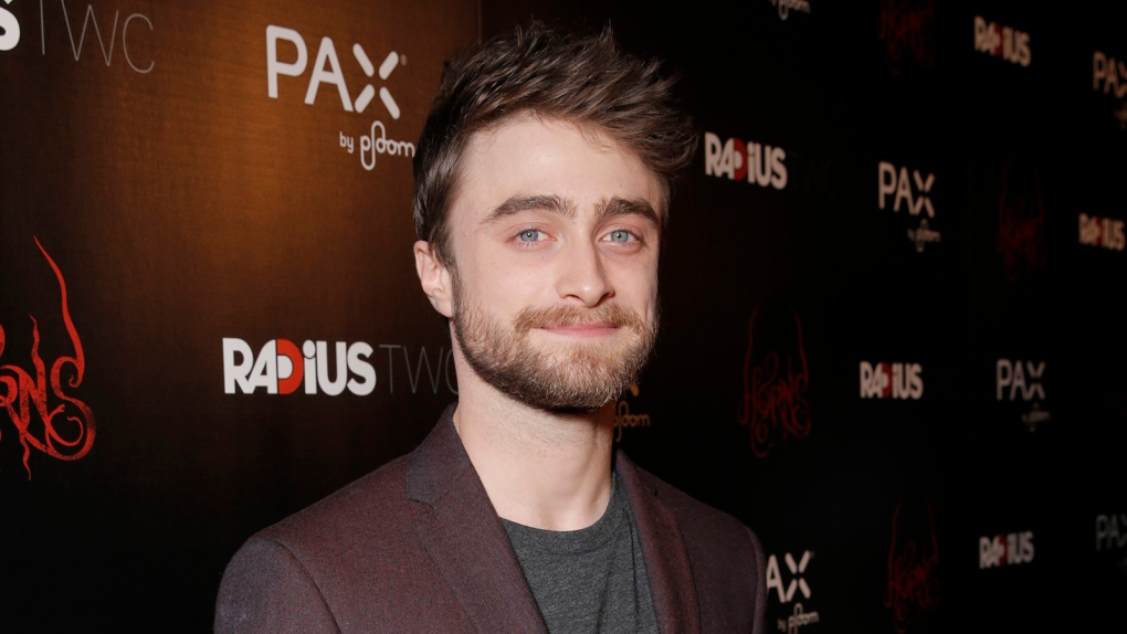 Daniel Radcliffe Bans Himself From Ever Wearing Glasses Ctv News The eyes are very cool. daniel radcliffe bans himself from ever