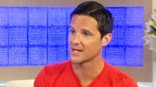 Jason Russell, the 33-year-old co-founder of the group Invisible Children, is seen in a this 2012 interview.