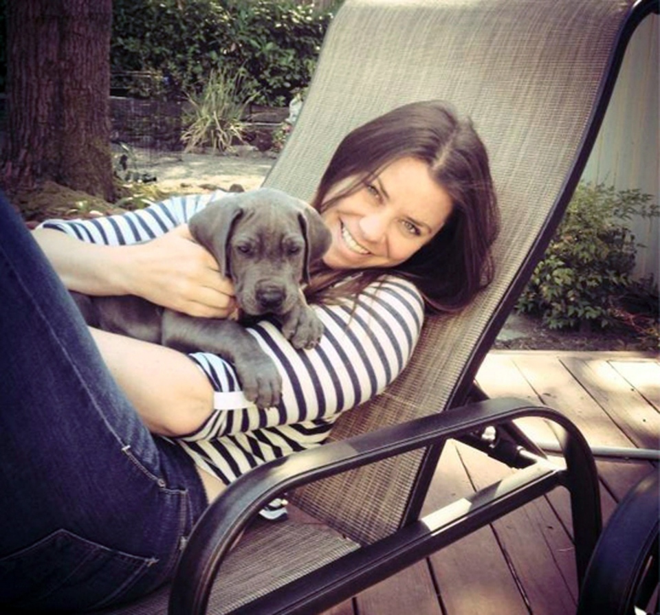 This undated file photo provided by the Maynard family shows 29-year-old Brittany Maynard, who was diagnosed with brain cancer on Jan. 1, 2014.