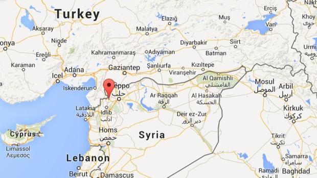 Al Qaeda in Syria gathering near Turkey border crossing ...