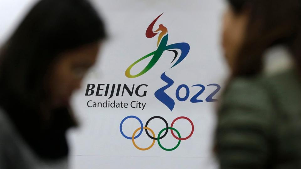 2022 Beijing bid