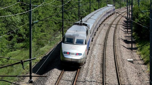 Latin America bullet train