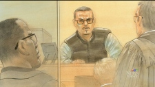 Target in Eaton Centre shooting takes the stand