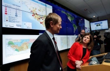 Rona Ambrose and Dr. Greg Taylor on Ebola