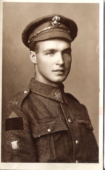 Pte. Sidney Halliday