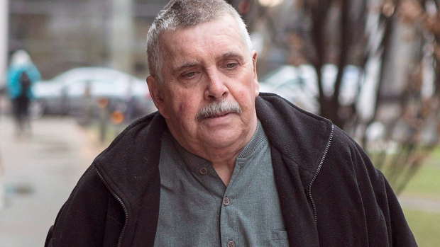 Gordon Stuckless found guilty of gross indecency