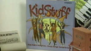 Kidstuff aired on CFCF-12 in 1975