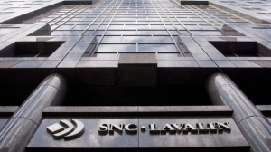 The offices of SNC Lavalin are seen Monday, March 26, 2012 in Montreal. (THE CANADIAN PRESS / Ryan Remiorz)