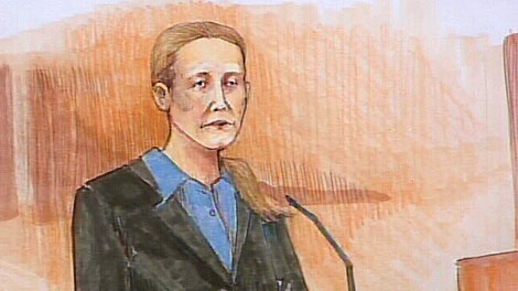 Allyson McConnell court flees hearing