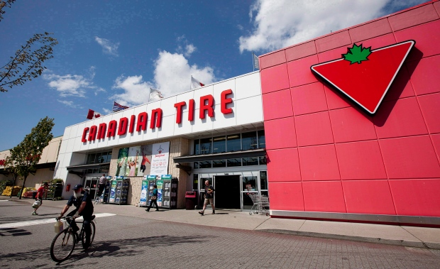 Canadian Tire to buy 12 former Target Canada locations | CTV News
