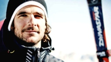 Canadian National Ski Cross team member Nik Zoricic