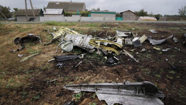 malaysia airlines crash debris - photo #43